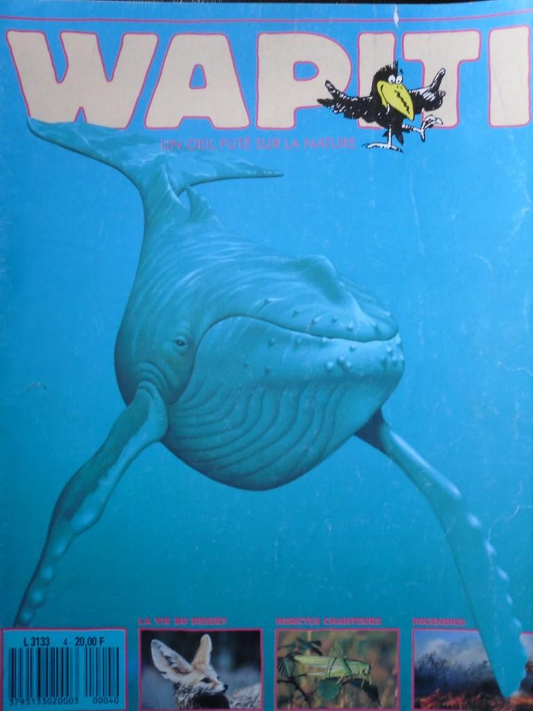 wapiti magazine