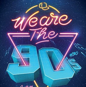 We are the 90's #30 – des places à gagner