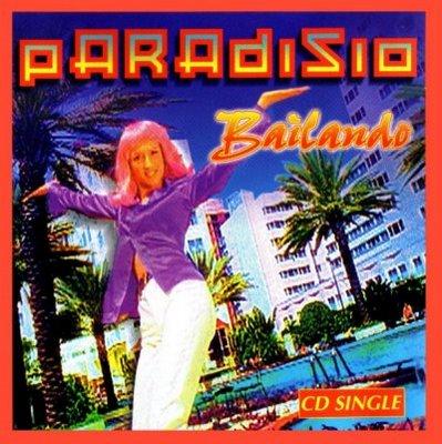 Paradisio-Bailando (Orbitadj I`Remember Pop Mix