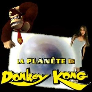 La Planète de Donkey Kong
