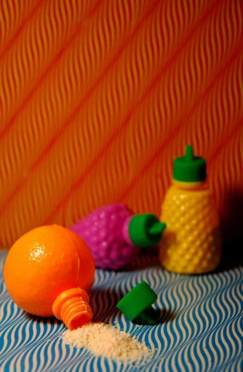 Bonbon – La poudre aux fruits