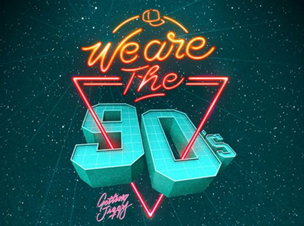 We Are The 90s – Paris et Nantes (concours)