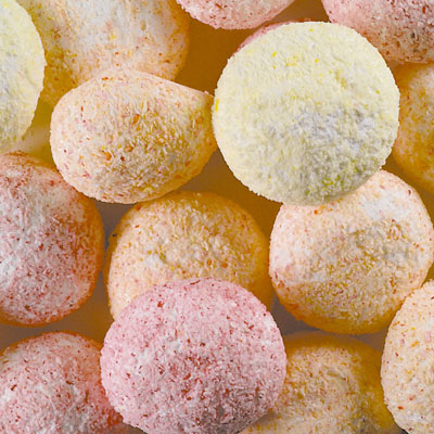 Bonbons boules de coco