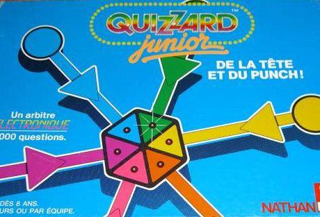 Quizzard, de la tête et du punch