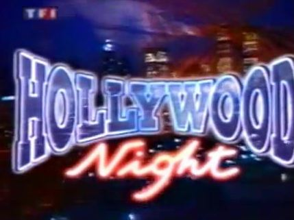 hollywood night tf1