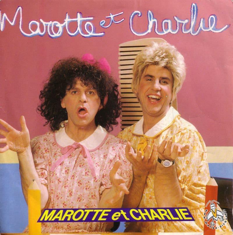 Marotte et Charlie