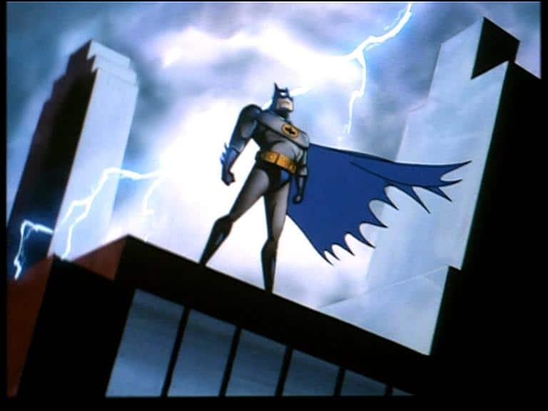 Batman le dessin animé