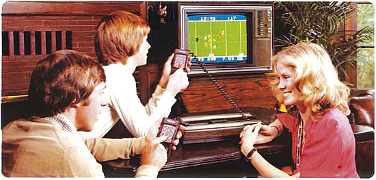 matell intellivision
