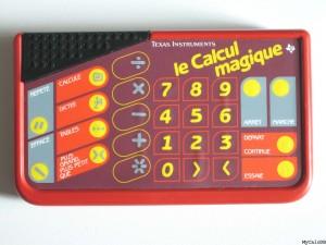 Le Calcul magique