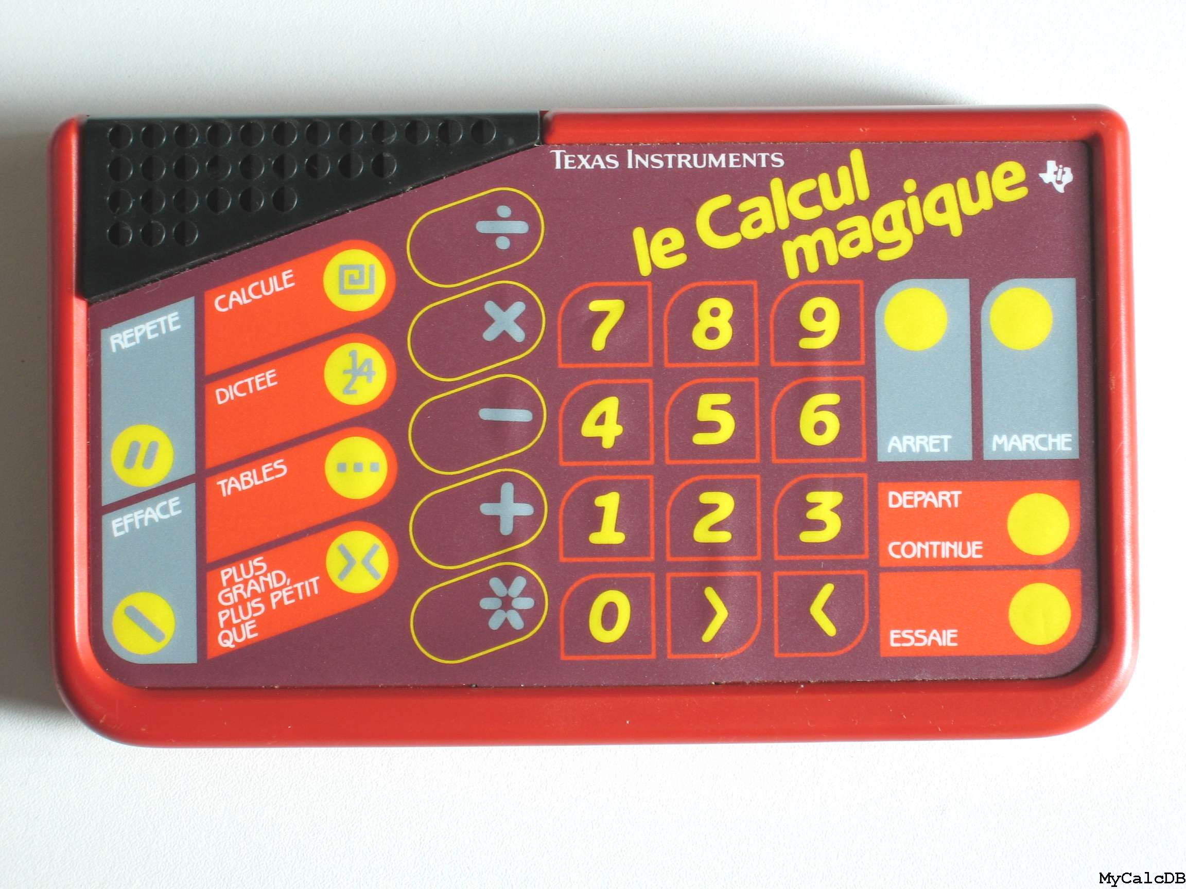 Calcul casing