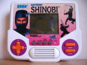 shinobi tiger