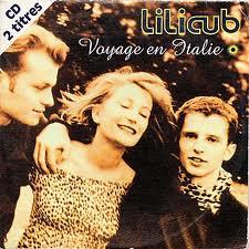 Lilicub voyage en Italie