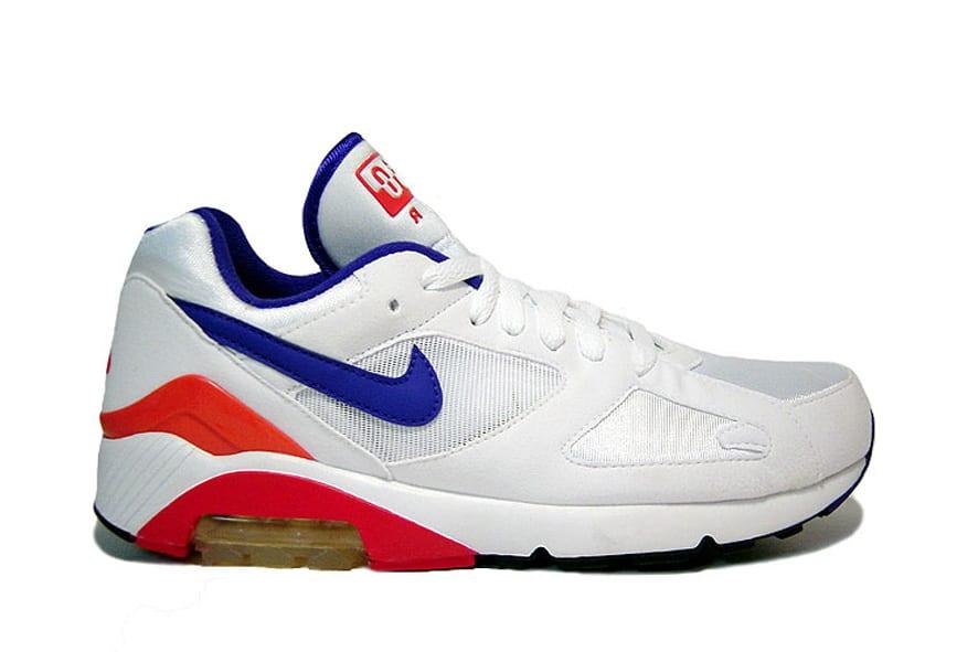 Nike Air 180 Ultramarine  2009 OG Retro 310155141