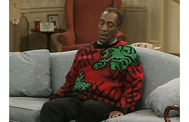 Votez pour le meilleur pull de Bill Cosby