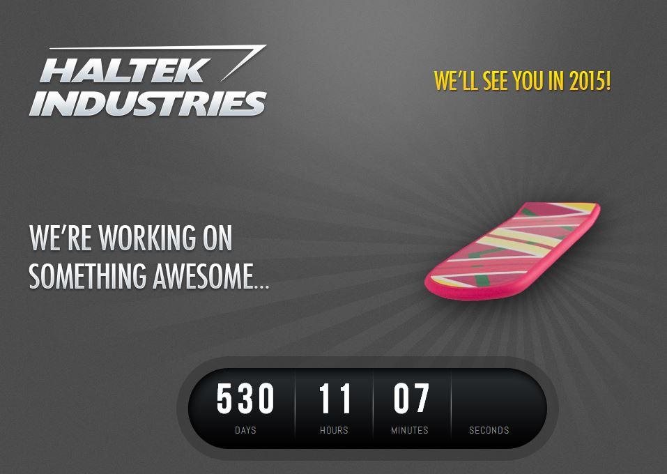 Un hoverboard pour 2015 ?