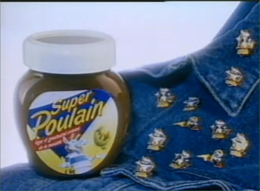 Super Poulain, la pâte à tartiner