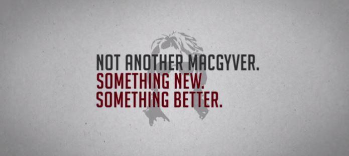 Le prochain MacGyver sera une femme
