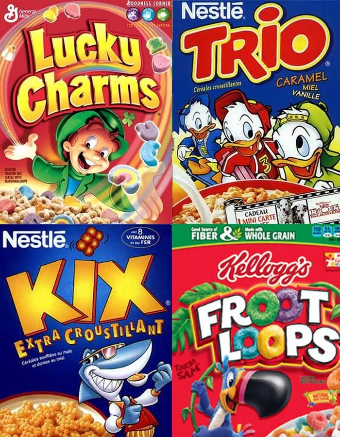 Les céréales disparues de notre enfance