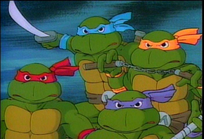 Dessins anim s des ann es 80 et 90 coup de vieux - Dessin anime tortues ninja ...