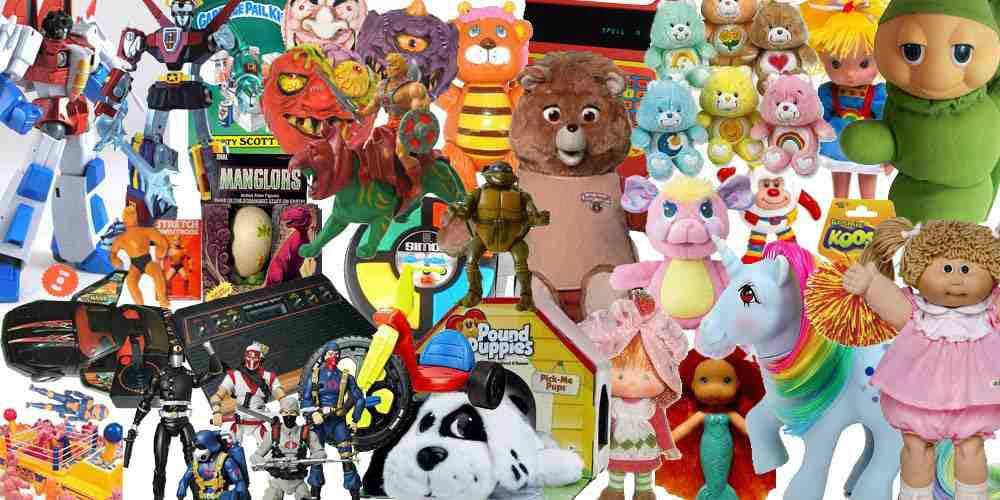 Les 50 jouets les plus marquants de notre enfance